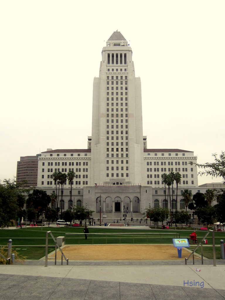 los angeles city hall myarchetypes