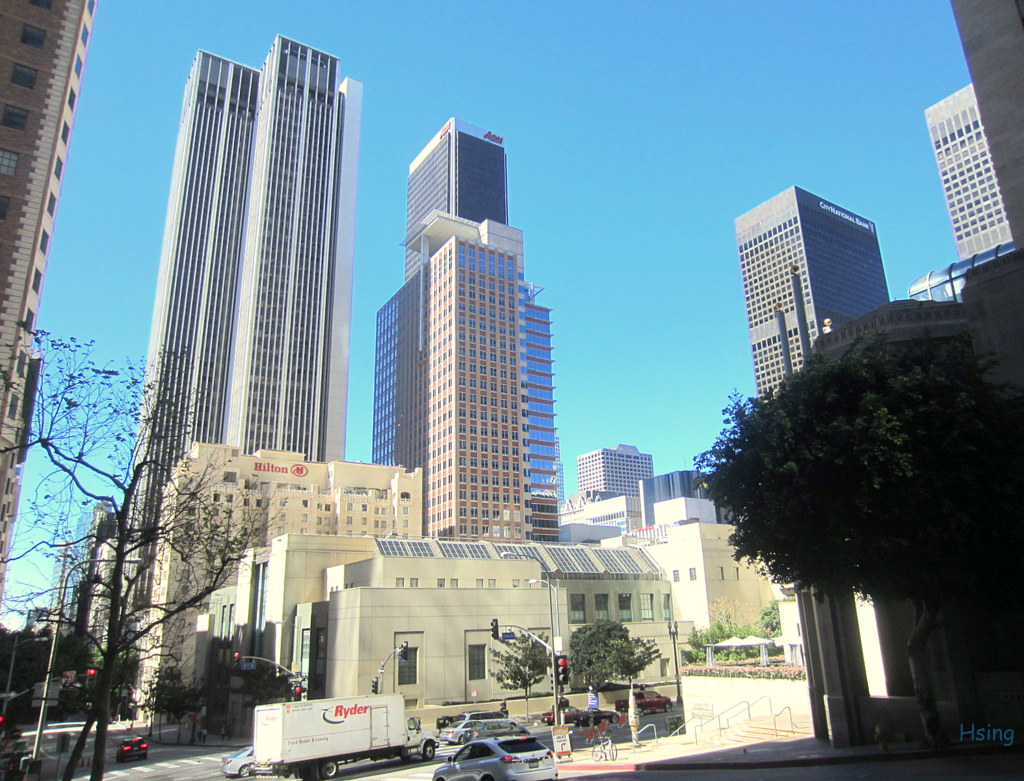 california bank and trust in los angeles
